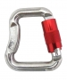 Forged Stainless Steel Twist Lock Carabiner