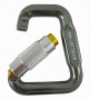 Twist Lock Carabiner- 2 step
